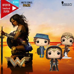 Reserva Wonder Woman 2