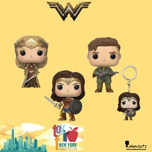 Wonder Woman NY Toy Fair