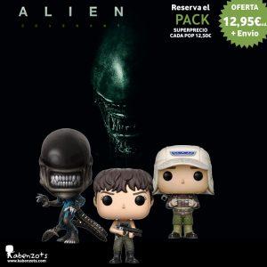 Reserva Alien Covenant