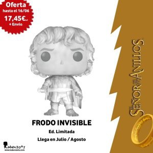 Reserva Frodo Invisible