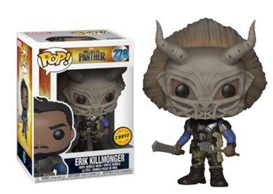 Funko Pop ERIK KILLMONGER