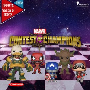 Reserva Marvel: Contest of Champions