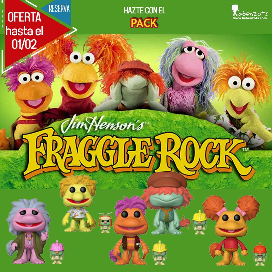 Reserva Fraggle Rock