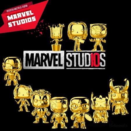 Reserva Marvel Stud10s