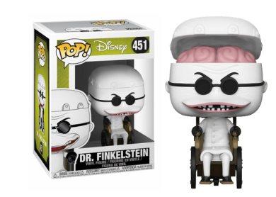 Glam del Funko Pop DR FLINKELSTEIN