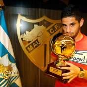 Courtesy: Facebook Malaga CF