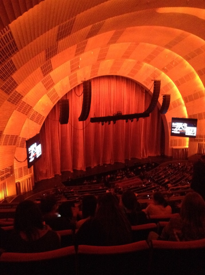 The Timeless Radio City Music Hall