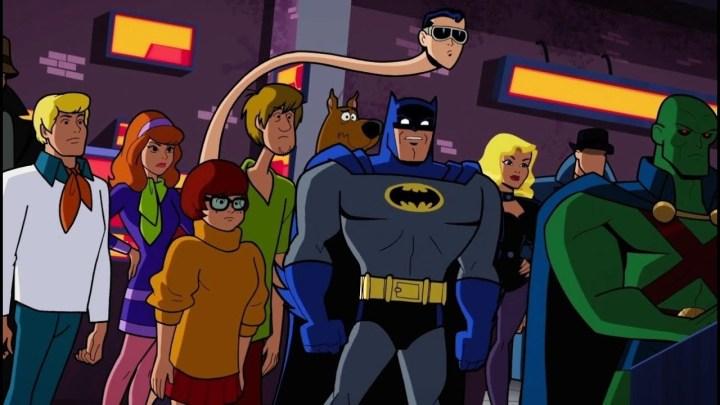 Scooby Batman End