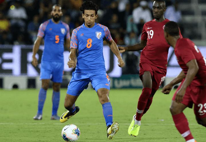 Sahal Abdul Samad vs Qatar