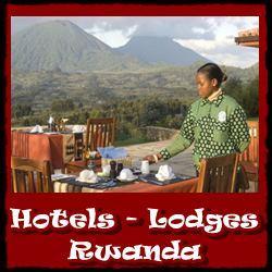 Hotels-Lodges-Rwanda