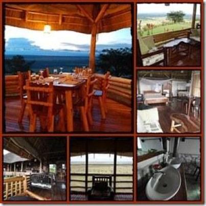 `Katara Lodge –Queen Elizabeth Park - Uganda