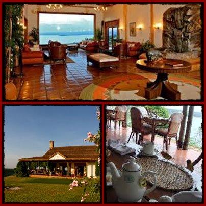 Mweya Safari Lodge - Queen Elizabeth Park