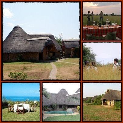 Lake Albert Safari Lodge - Kabwoya Wildlife Reserve