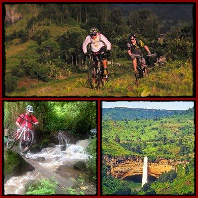 Mount Elgon- Mountain Biking -