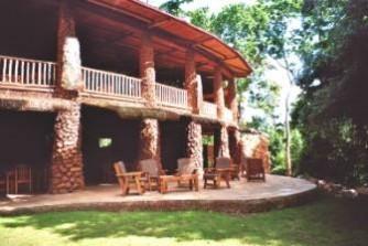 Mabira Rainforest Lodge