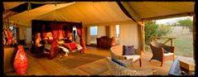 Lodging Choices in the Semliki Valley