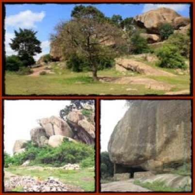 The Nyero Ancient Rock Paintings Caves