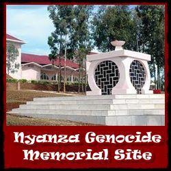 the Genocide Memorials - Rwanda