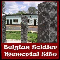 Belgian-Soldier-Memorial-Site