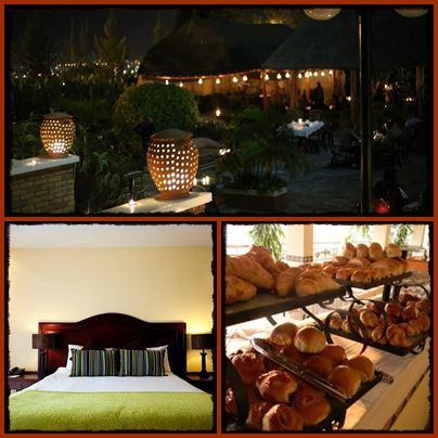 Hotel des Mille Collines - Hotel Rwanda