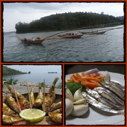 Sambaza - the tasty delight found along Lake Kivu