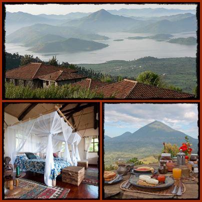 Virunga Safari Lodge - exclusive Premier Lodging