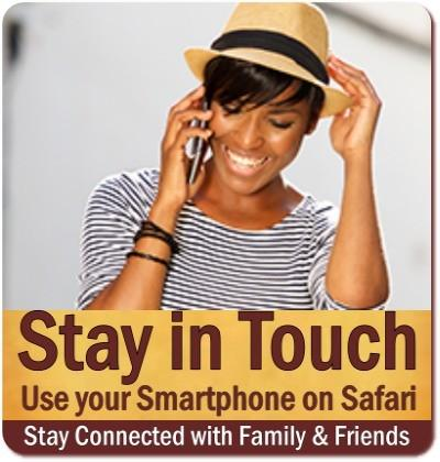 Best Ways of Staying in Touch with Home while on Safari in Uganda