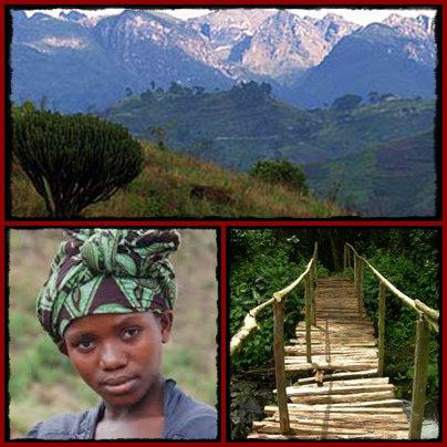 Rwenzori Mountains of the Moon Mini-Hike