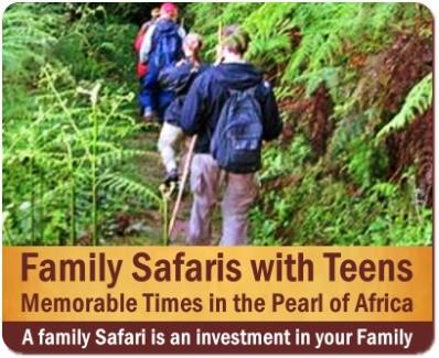 African Family Safari with Teens