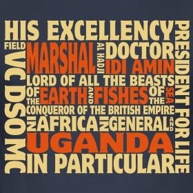 Idi Amin of Uganda - A Tourist Attraction? Will it Happen?