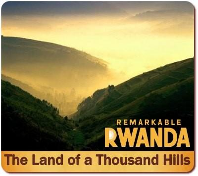 Why Visit Remarkable Rwanda l Land of a Thousand Hills?
