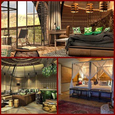 Bisate Lodge - World Class Eco-Lodge