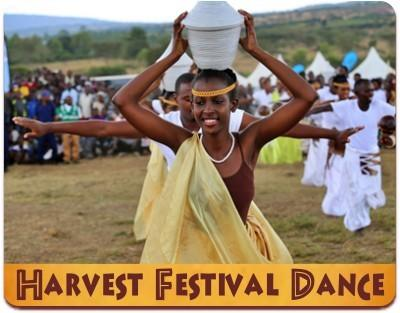 Rwanda-Home of some of The Best Cultural Dances and Music in Africa
