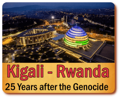 2019-Rwanda is More than a Safari Destination but a Triumph over Hatred