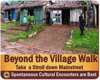 Buhoma Community Village Walk - Bwindi Impenetrable Forest
