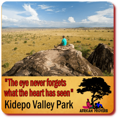 Africa as it used to be - Discover it in Kidepo Valley Park - Uganda