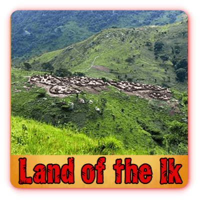 Visiting the Ik Tribe - The Mountain People of Uganda