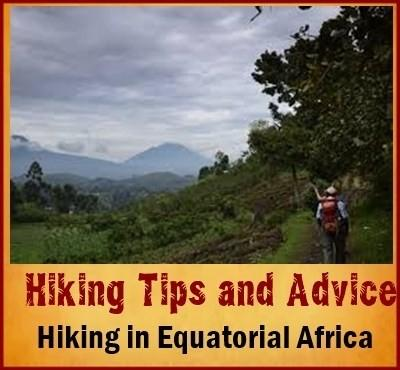 The Hidden Rwenzori Mountains of the Moon Mini-Hike-Western Uganda