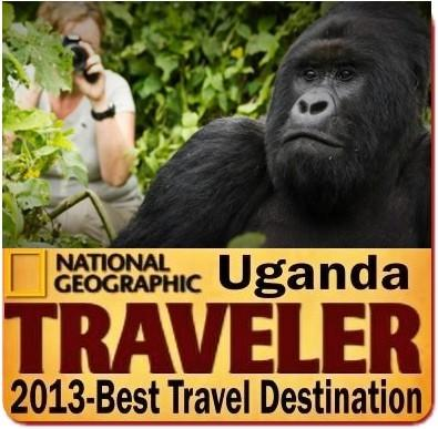 National Geographic Picks Uganda in 2013 - Best of the World Trips