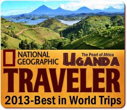 National Geographic Picks Uganda in 2013