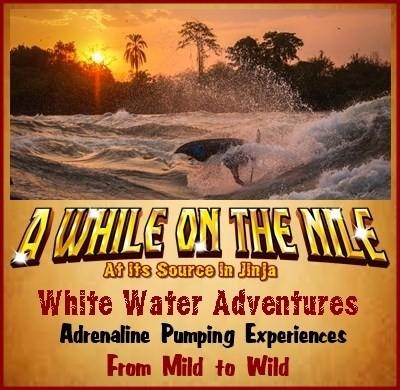 River Nile White - Water Rafting from Mild to Wild - Jinja-Uganda
