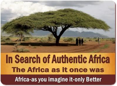 In Search of Authentic Africa on Safari in Uganda