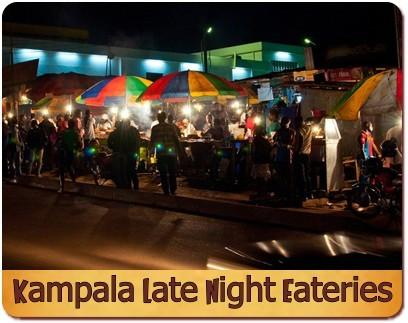 Kampala - the City that never Sleeps