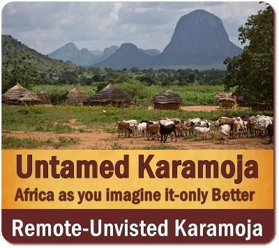 The Untamed Karamoja Region of Uganda-including Kidepo Valley Park