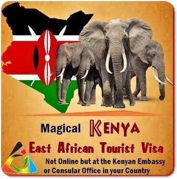 When and Where do I get my East African Tourist Visa?