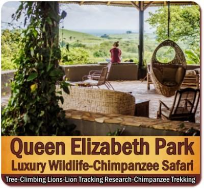 Luxury Fly-In Safaris in Uganda - Convenient-Time Saving-no long drives