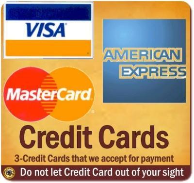 Avoid using Credit Cards in Uganda - Rwanda - it costs too much