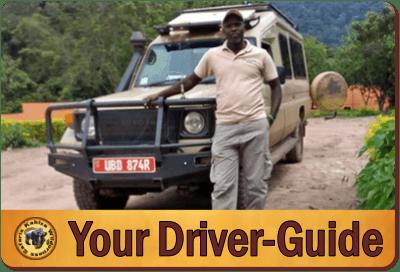 Traveling  Solo on Safari in Uganda - Rwanda