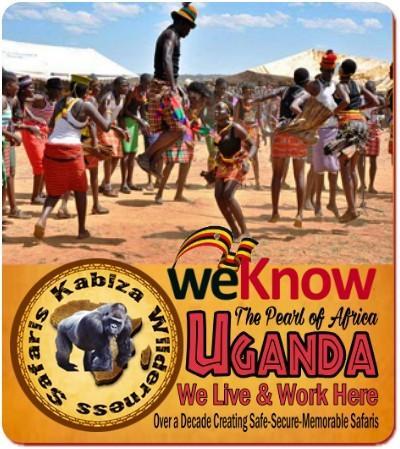 Combine the Best of Uganda-Gorilla Trekking with remote Kidepo Valley Park