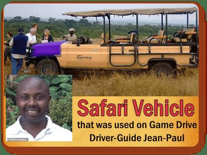 American Tourist is Kidnapped on Safari in Queen Elizabeth Park -Uganda